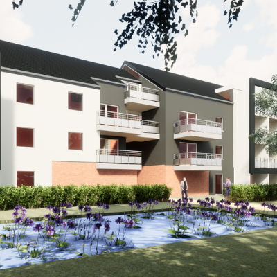 Ensemble de logements (LESSINES)